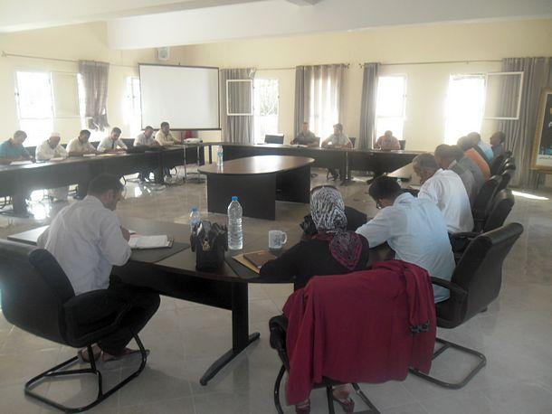 لقاءات تواصلية مكثفة لمواكبة الدخول المدرسي 2016-2017 بالمديرية الإقليمية للتعليم بوزان