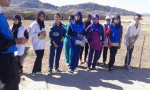 الجمعية الرياضية لثانوية 3 مارس التأهيلية بسيدي رضوان تنظم بطولة مدرسية للعدو الريفي