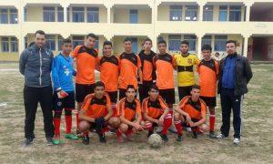 الفريق المتأهل عن البطولة