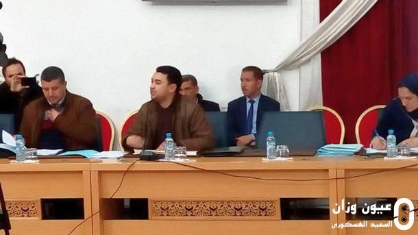 المجلس الإقليمي لوزان يعقد دورته الاستثنائية