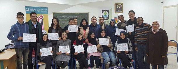 """الإقصائيات الإقليمية لبرنامج صوت الشباب المغربي تحت شعار """"كن مسموعا"""""""