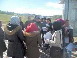ثانوية مصمودة التأهيلية التابعة للمديرية الإقليمية لوزان تنظم زيارة استكشافية لمنشأة سد الوحدة