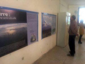 قافلة العلوم بوزان 2017 تنقل معرضا بيئيا للجماعة الترابية زومي