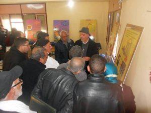 جامعة ابن طفيل تدعم قافلة العلوم لوزان 2017 بتنظيم معرض علمي