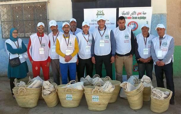 حملة بديل إيكولوجي للأكياس البلاستيكية في نسختها الثانية بوزان