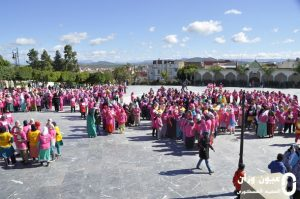 المندوبية الإقليمية لوزارة الأوقاف والشؤون الإسلامية بوزان تنظم سباقا لفائدة نساء الإقليم