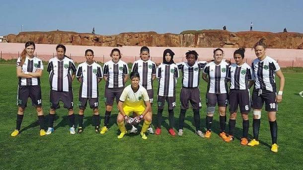 فريق شابات أمل وزان لكرة القدم
