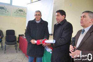 الانطلاقة الرسمية لفعاليات المهرجان الربيعي الأول بمقريصات إقليم وزان