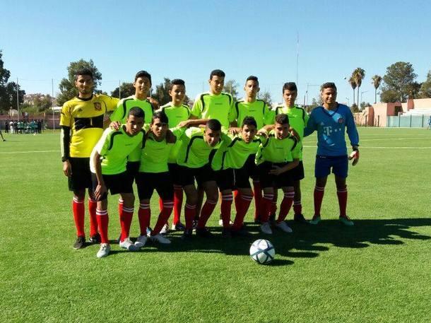 تتويج فتيان ثانوية 3 مارس التأهيلية بسيدي رضوان بالبطولة الإقليمية لكرة القدم