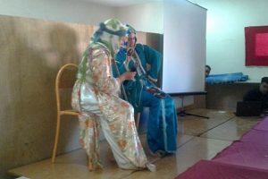 ثانوية 3 مارس التأهيلية بسيدي رضوان إقليم وزان تحتفل باليوم العالمي للمرأة