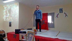 ثانوية مصمودة التأهيلية بإقليم وزان تنظم مسابقة في فن الخطابة باللغة الإنجليزية