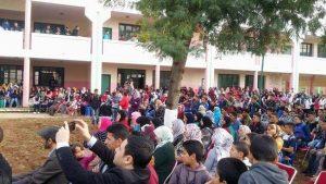 ثانوية عمر الخيام التأهيلية بتروال إقليم وزان تنظم حفلا تكريميا بمناسبة اليوم العالمي للمرأة