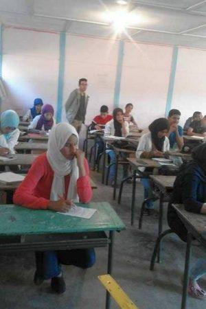 """برنامج """"داخليتي"""" بالقسم الداخلي بثانوية خالد بن الوليد الإعدادية بجماعة سيدي رضوان"""