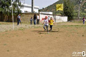 صور سباق العدو الريفي بمركز باب جغمار
