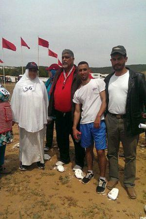 المديرية الإقليمية لوزارة الشباب والرياضة بوزان تنظم تظاهرة رياضية للعدو الريفي القروي بأسجن