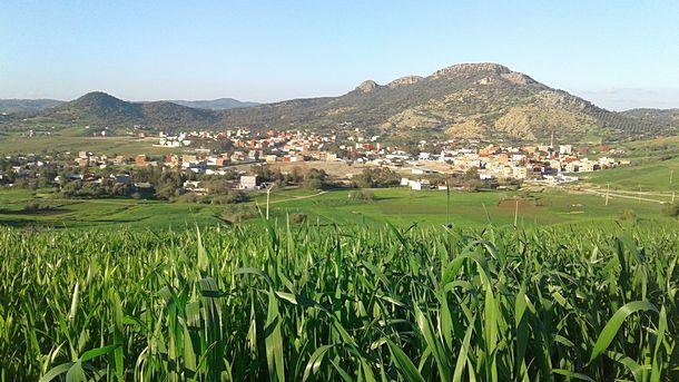 فصل الربيع بسيدي رضوان إقليم وزان