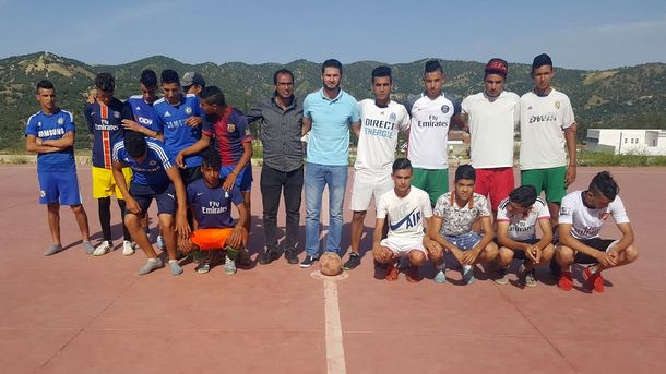 دوري كرة القدم المصغرة ذكور