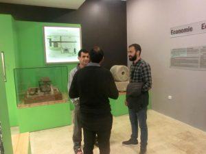 ثانوية سيدي بوصبر التأهيلية بمديرية وزان تحتفي بمتفوقيها عبر تنظيم رحلة ثقافية وسياحية