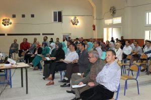 جمعية البحث والتكوين التربوي بوزان تنظم نشاطا تربويا