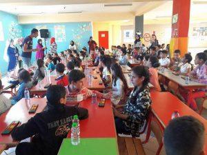تلاميذ وزان يتألقون في البطولة الجهوية الثانية لبرنامج السوروبان للجميع