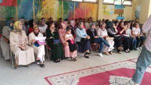 ثانوية الإمام مالك الإعدادية تحتفي بالتلاميذ المتفوقين